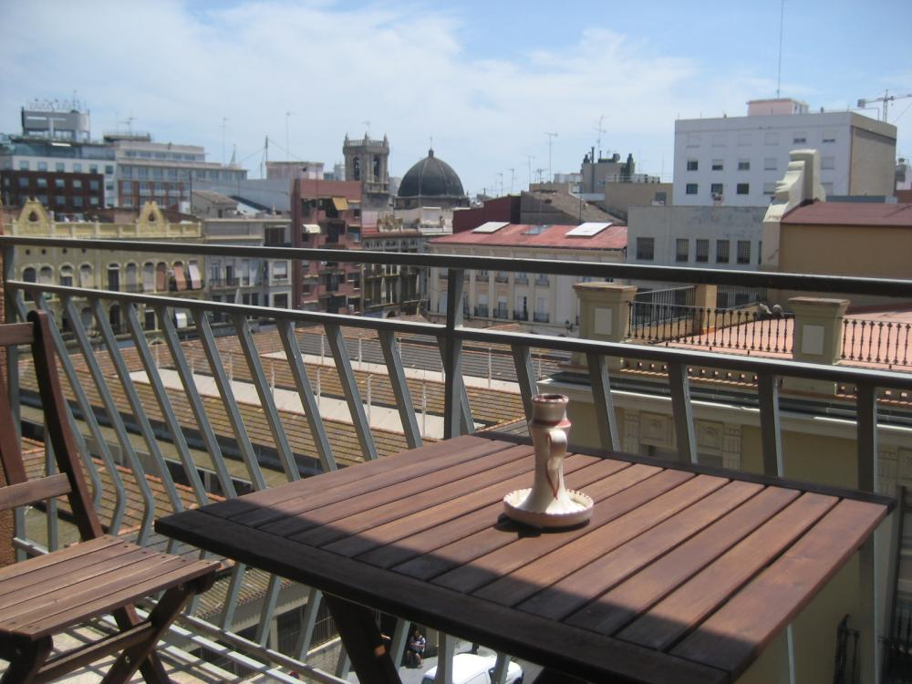 Huizenruil: Appartement in Valencia