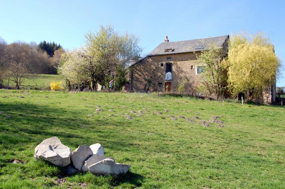 Huizenruil: Boerderij in Villapourcon
