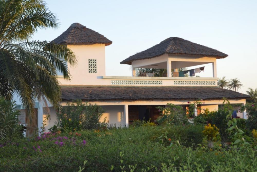 Huizenruil: Groepshuis in Cap Skirring