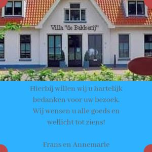 Huizenruil: Vakantiehuis in Frederiksoord