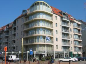 Huizenruil: Appartement in Nieuwpoort-bad