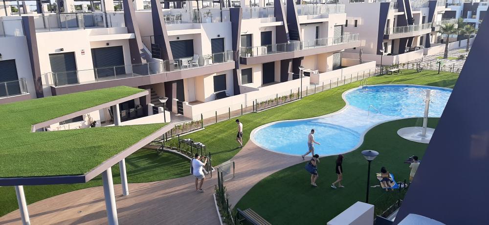 Huizenruil: Appartement in Pilar de la Horadada