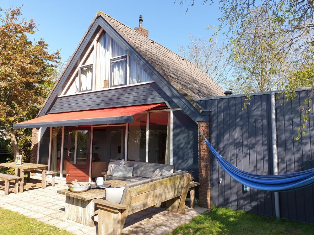 Huizenruil: Vakantiehuis in Oudega