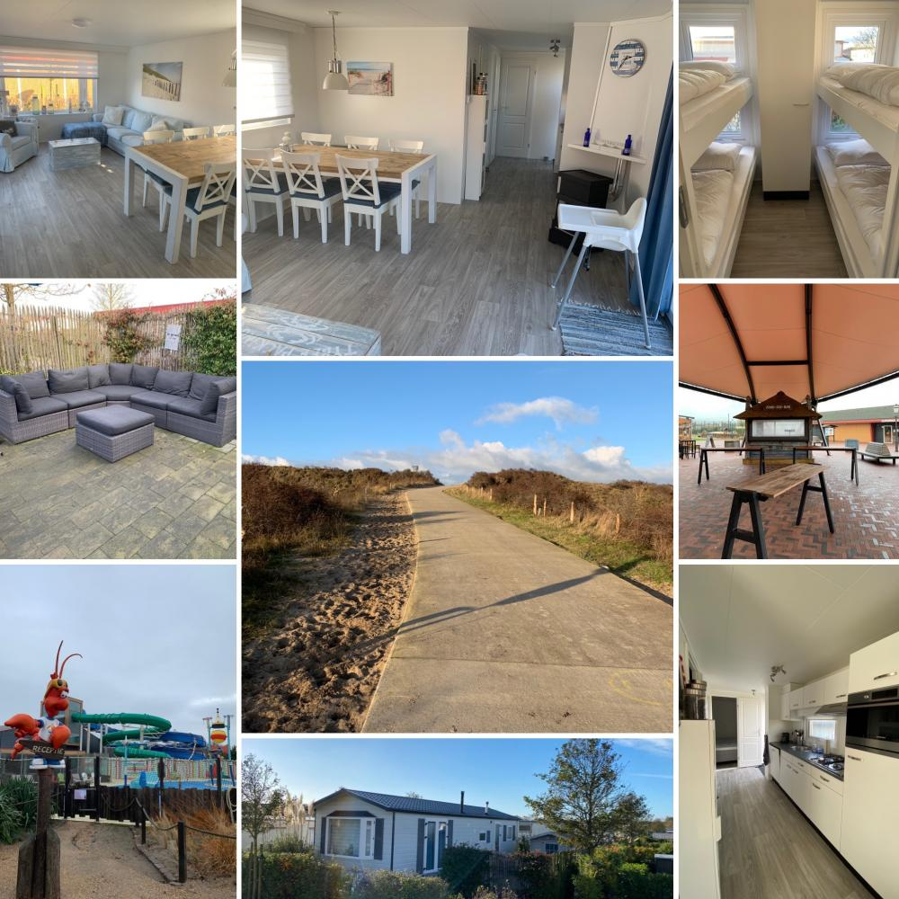 Huizenruil: Chalet in Renesse