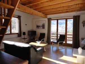 Huizenruil: Appartement in Allos