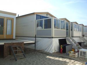 Huizenruil: Vakantiehuis in Wijk aan Zee