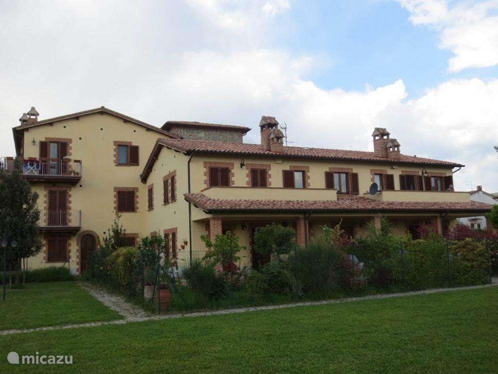Huizenruil: Appartement in Tuoro sul Trasimeno