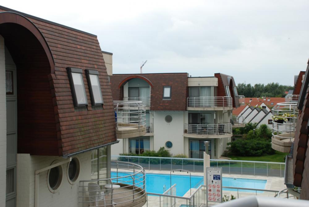Huizenruil: Appartement in Bredene - De Haan