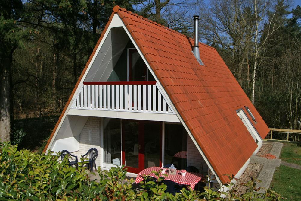 Huizenruil: Bungalow in IJhorst