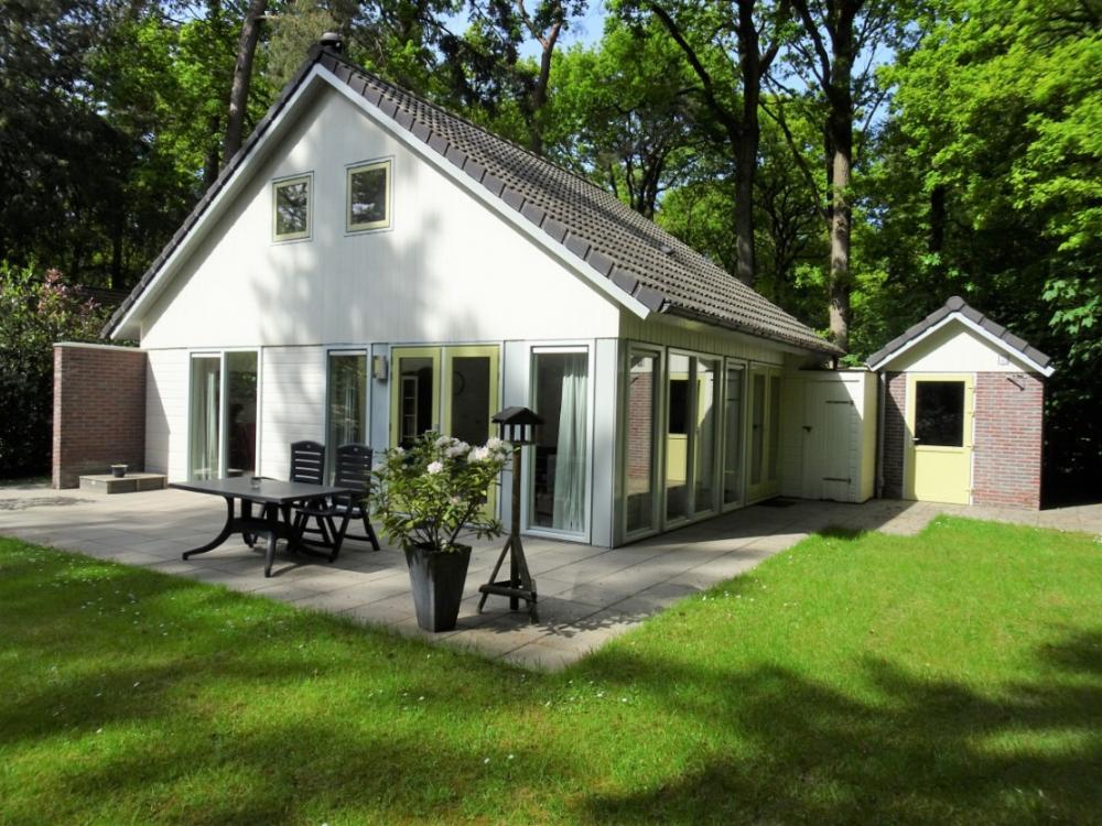Huizenruil: Bungalow in Oudemirdum Friesland