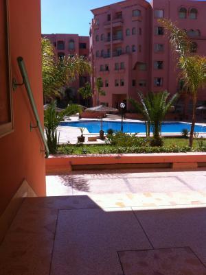 Huizenruil: Appartement in Marrakech